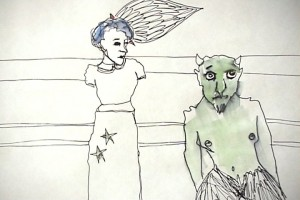 Born Outside, Video Still, 2009.
